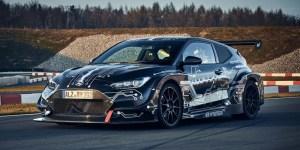 Hyundai RM20e, Mobil Listrik Bertenaga 810 HP Dan Torsi 960 Nm