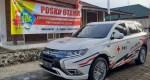 Mitsubishi Outlander PHEV Dukung Kesiagaan Petugas PMI di Gunung Merapi