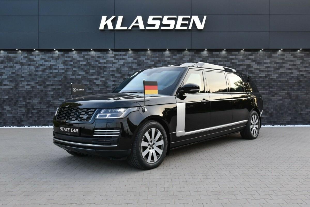 Klassen Range Rover SVAutobiography 2020, Keamanan dan Kemewahan Di Atas Yang Lain
