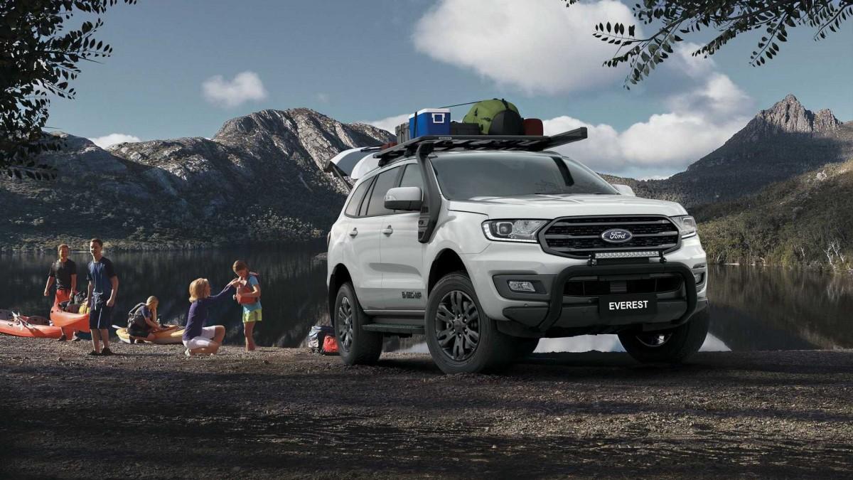 Ford Everest BaseCamp 2021, Untuk Para Petualang Sejati