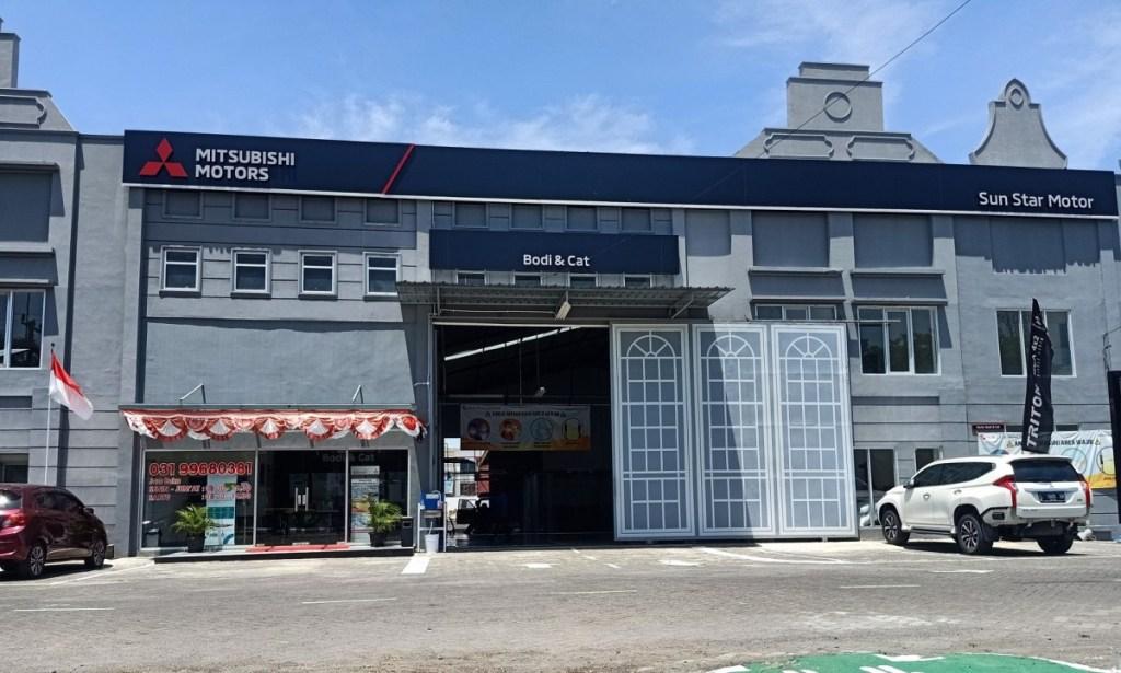 Mitsubishi Motors Tambah Dealer Di Area Jawa Timur