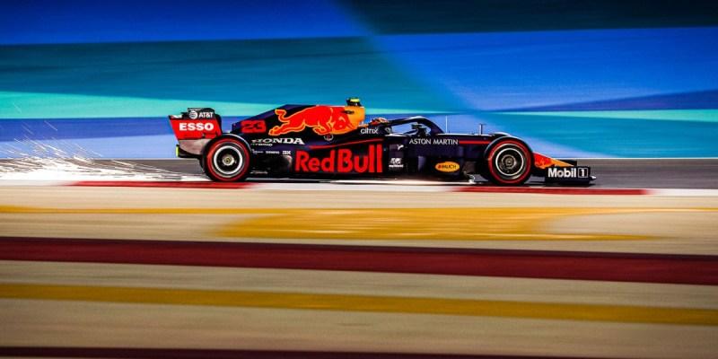 Tim Red Bull Honda Raih Hasil Podium Ganda Pada Seri Balap Grand Prix Bahrain 2020