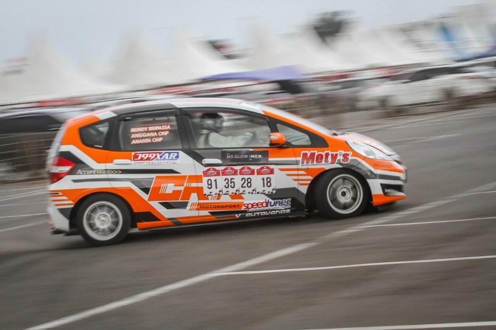 Debut Manis CRK Motorsport di Meikarta Speed Slalom 2020