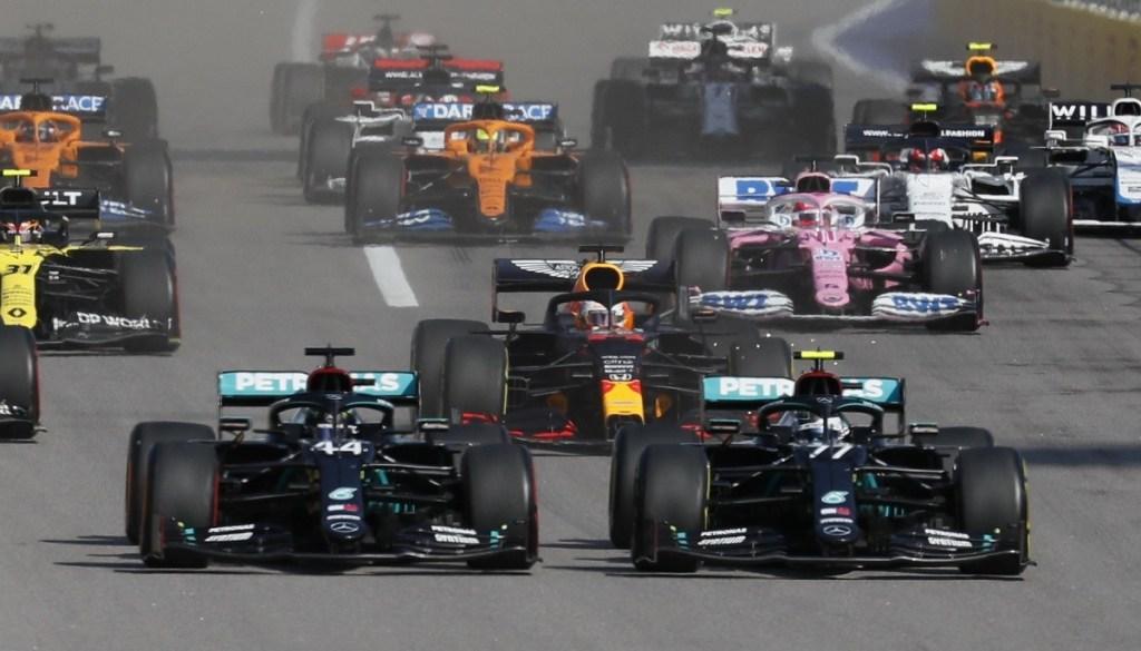 F1 Emilia-Romagna 2020, Valtteri Bottas Pole Position