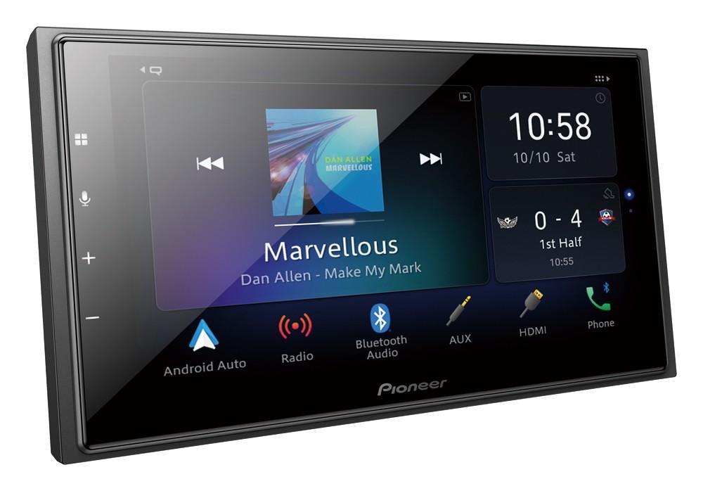 Pioneer Receiver Seri Z Terbaru, Disertai Hi-Res Audio dan Layar Monitor Besar