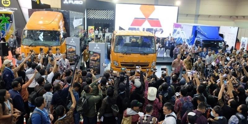 50 Tahun Eksistensi Mitsubishi Fuso di Indonesia