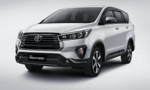 Toyota New Kijang Innova