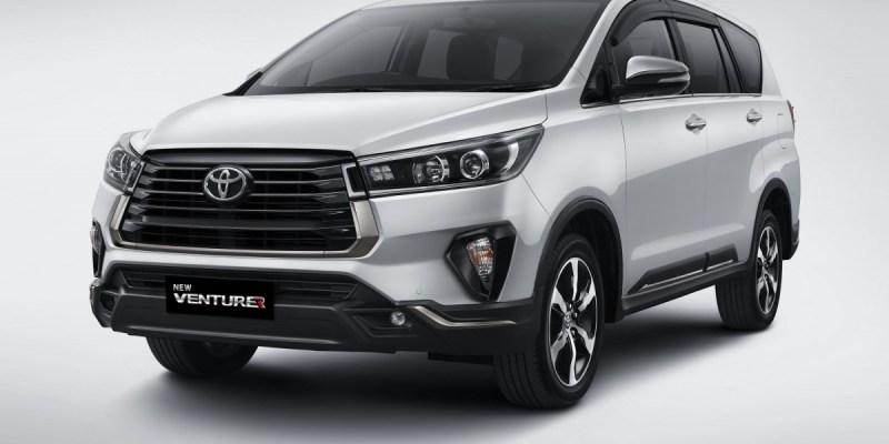 Harga Baru Toyota Kijang Innova dan Fortuner Turun Rp 20–40 Jutaan