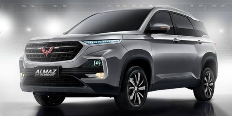 Miliki Fitur WIND, Almaz Menjadi Smart SUV Dengan Segudang Kenyamanan
