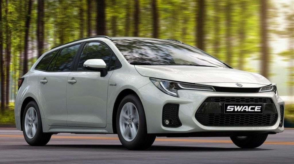 Berbasis Toyota Corolla, Suzuki Swace Mulai Hadir Di Pasar Eropa
