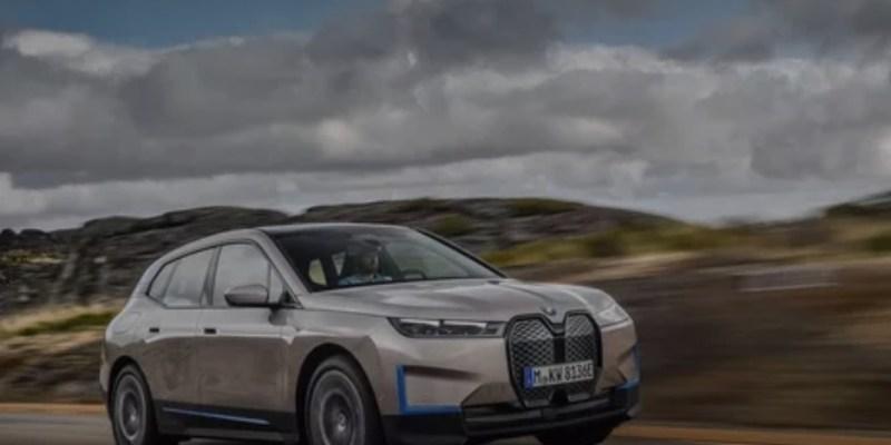 BMW iNext, Jadi Bukti Transisi BMW Untuk Menjadi Pabrikan EV