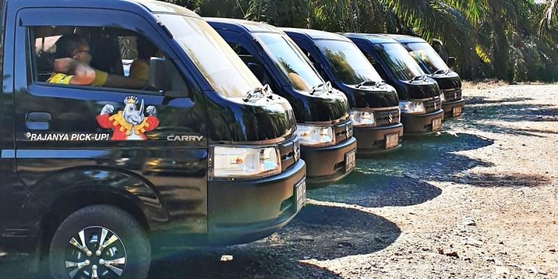 New Carry Pick-Up Dominasi Pasar Kendaraan Niaga Ringan