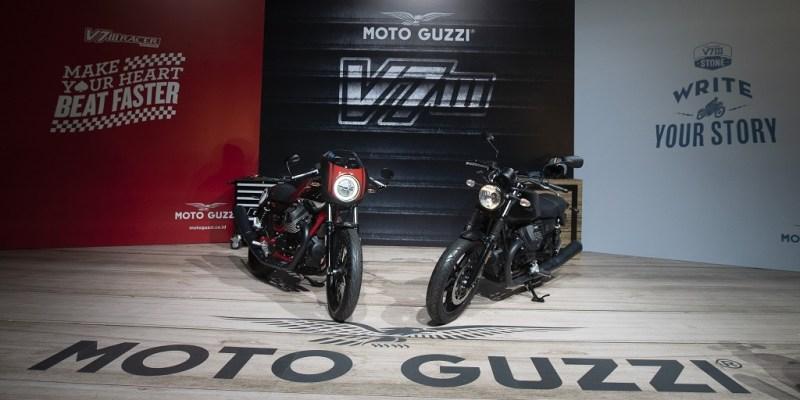 Moto Guzzi V7 III Resmi Meluncur di Indonesia, Hadir dengan Dua Model