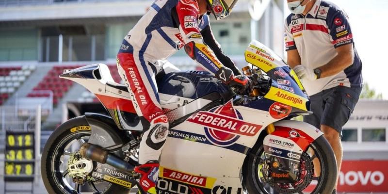 10 Tahun Federal Oil Sokong Gresini Racing di Moto2
