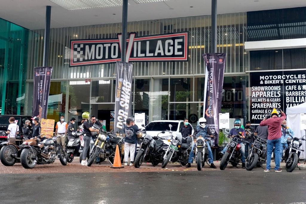 'Wednesday Riding' Meriahkan Gelaran IIMS Motobike Hybrid Show