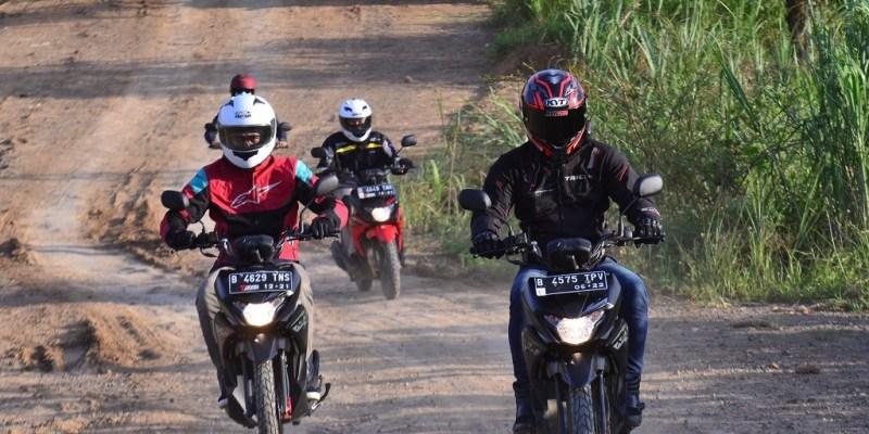 Suzuki Nex Crossover, Seru Diajak Main Tanah