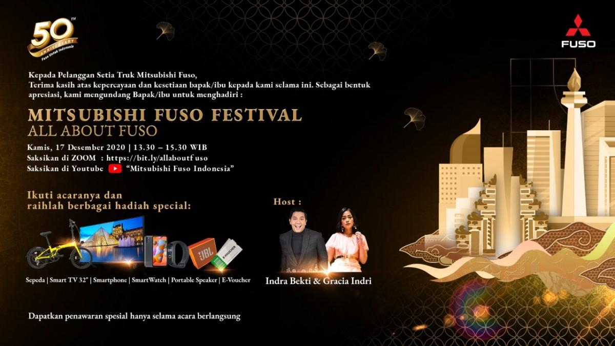 Yuk, Lihat Pabrik KTB Secara Virtual Lewat 'Fuso Festival'!
