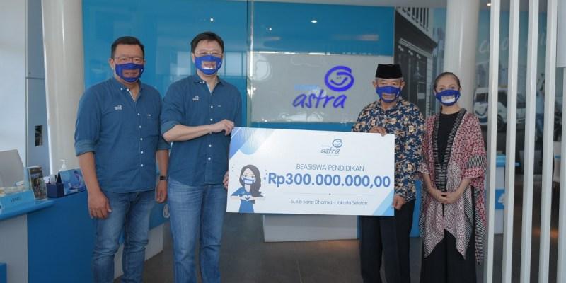 Kampanye Sosial #MaskerTemanTuli Asuransi Astra Berhasil Raih Marketing Award 2020