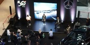 Dua SUV Coupe Terbaru Mercedes-Benz Hadir di STAR EXPO 2020
