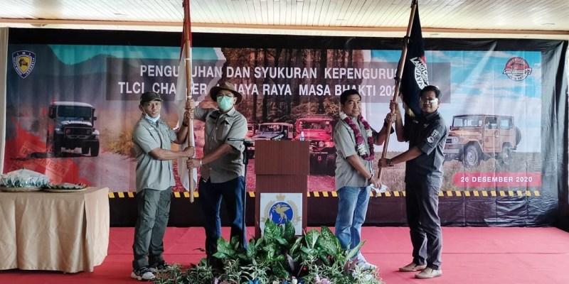 Pengukuhan Ketua TLCI Jaya Raya Periode 2020-2023