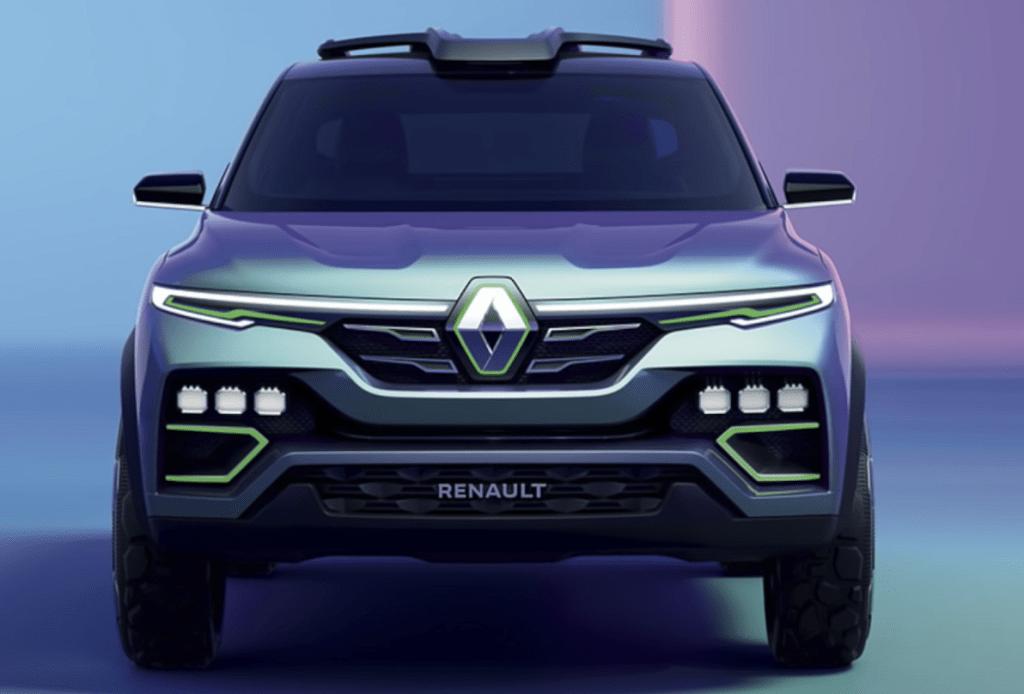 KIGER Showcar, Sub Compact SUV Pintar dan Futuristik
