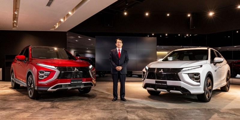 ECLIPSE CROSS PHEV dan Mesin Bensin Meluncur Di Pasar Jepang