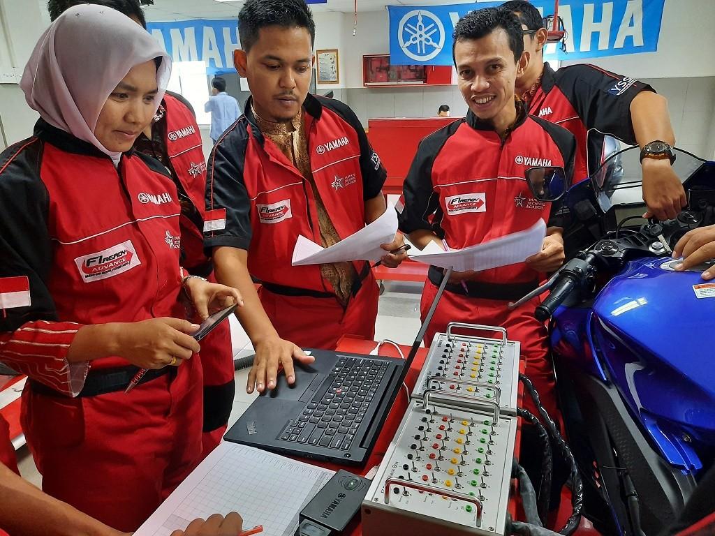 Yamaha Kembali Menerima Penghargaan dari Kemendikbud RI