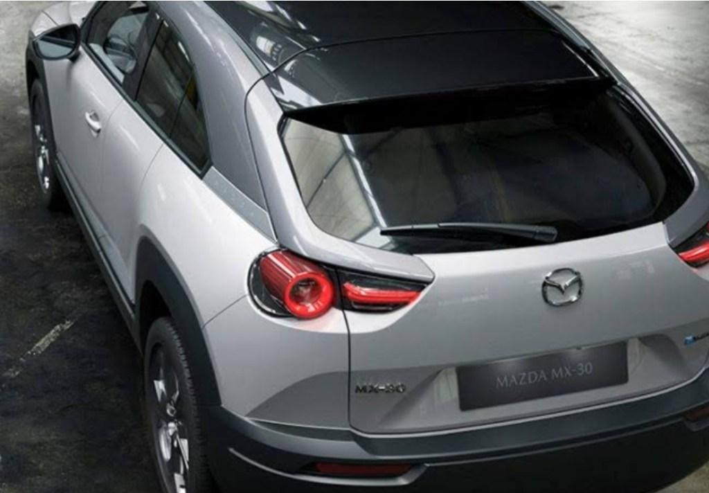 Usung Konsep Modern Human, Mazda MX-30 Raih Gelar Desain Terbaik di Jepang