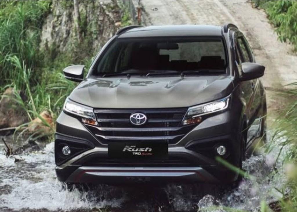 Inilah Lima Mobil Terlaris Toyota Hingga November 2020