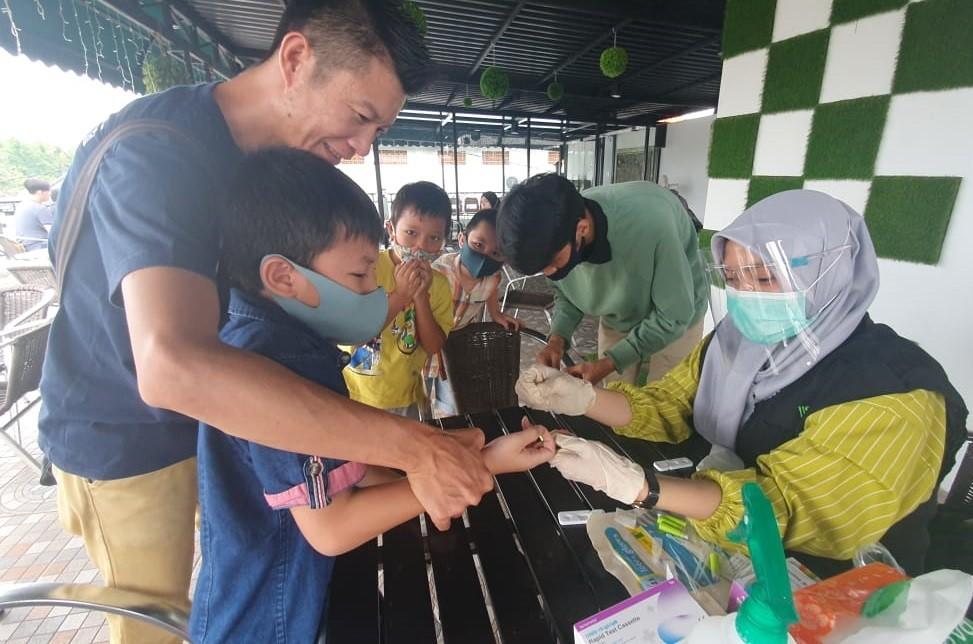 Antusiasme Puluhan Member Ikuti 'Silverians We love Bali 2020'