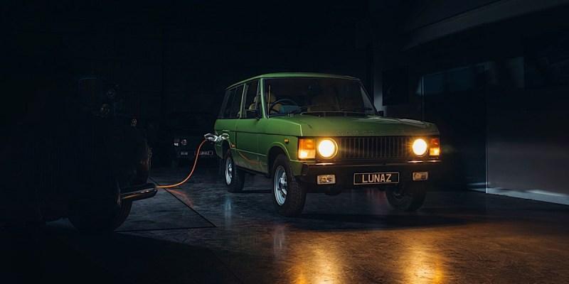 Range Rover Classic BEV, Menghidupkan Kembali Sang Legenda
