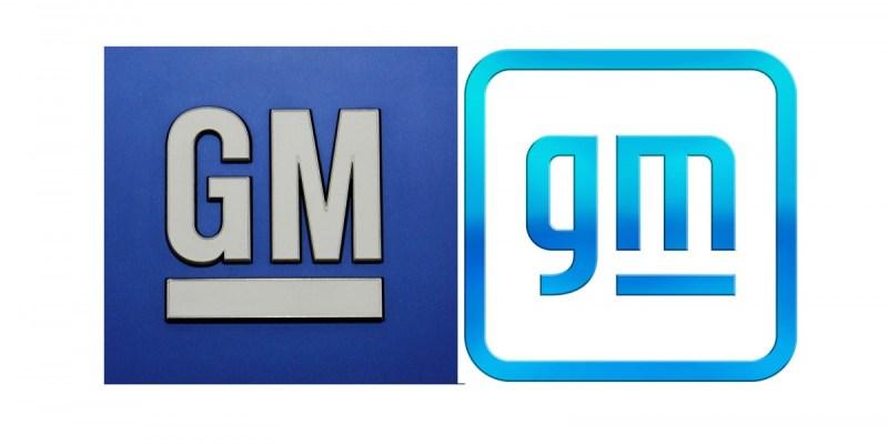Logo Baru GM Untuk Trend Baru