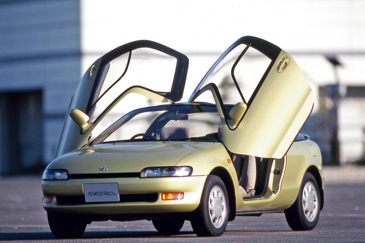 Toyota Sera, Mendahului Masanya