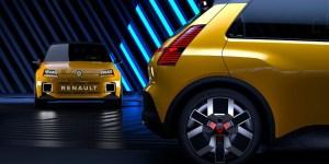 Renault 5 Akan Segera Diproduksi Kembali Sebagai Mobil Listrik