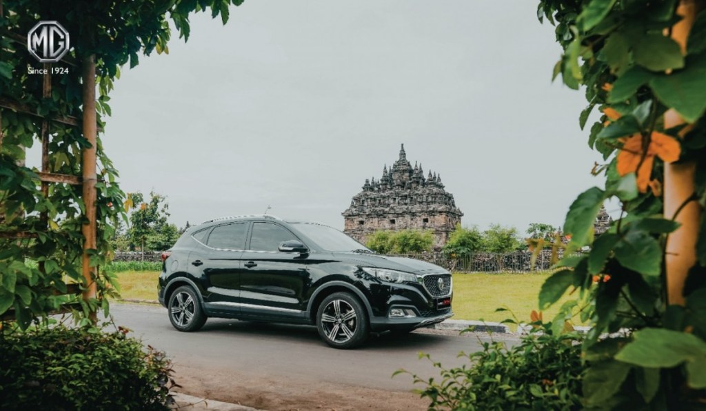 Dua SUV MG Lakukan Discover Indonesia Lewat Program #MGDiscoverIndonesia