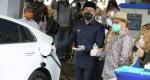 Hyundai KONA dan IONIQ Menjadi Kendaraan Dinas Pemprov Jabar