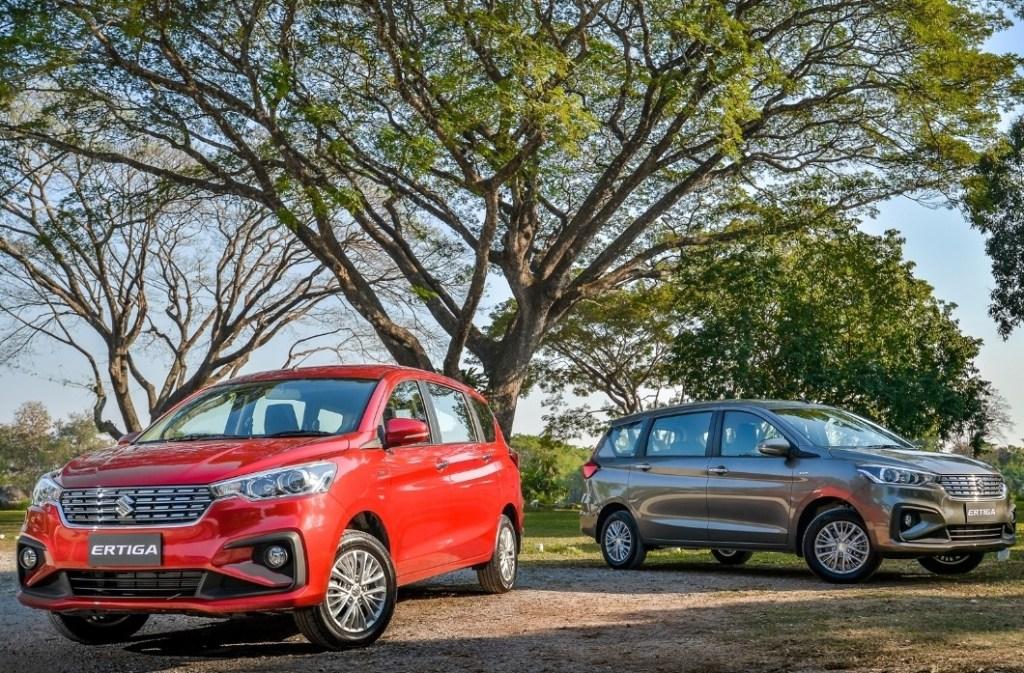 Kendaraan lokal Suzuki Berkontribusi Paling Tinggi Pada Penjualan