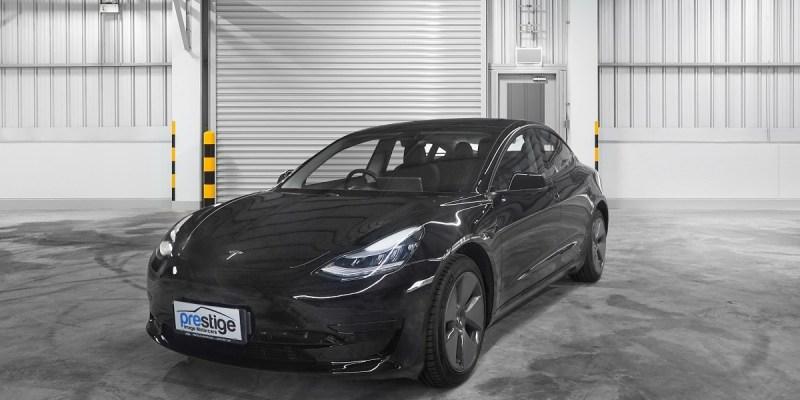 Tesla Model 3 Facelift, Banyak Fitur Tambahan