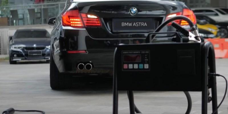 BMW Astra Sediakan Uji Emisi Kendaraan untuk Maksimalkan Layanan