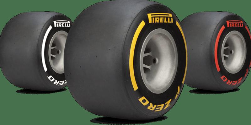 Sebagai Ban Resmi F1, Pirelli Siapkan Lima Jenis Kompon Ban