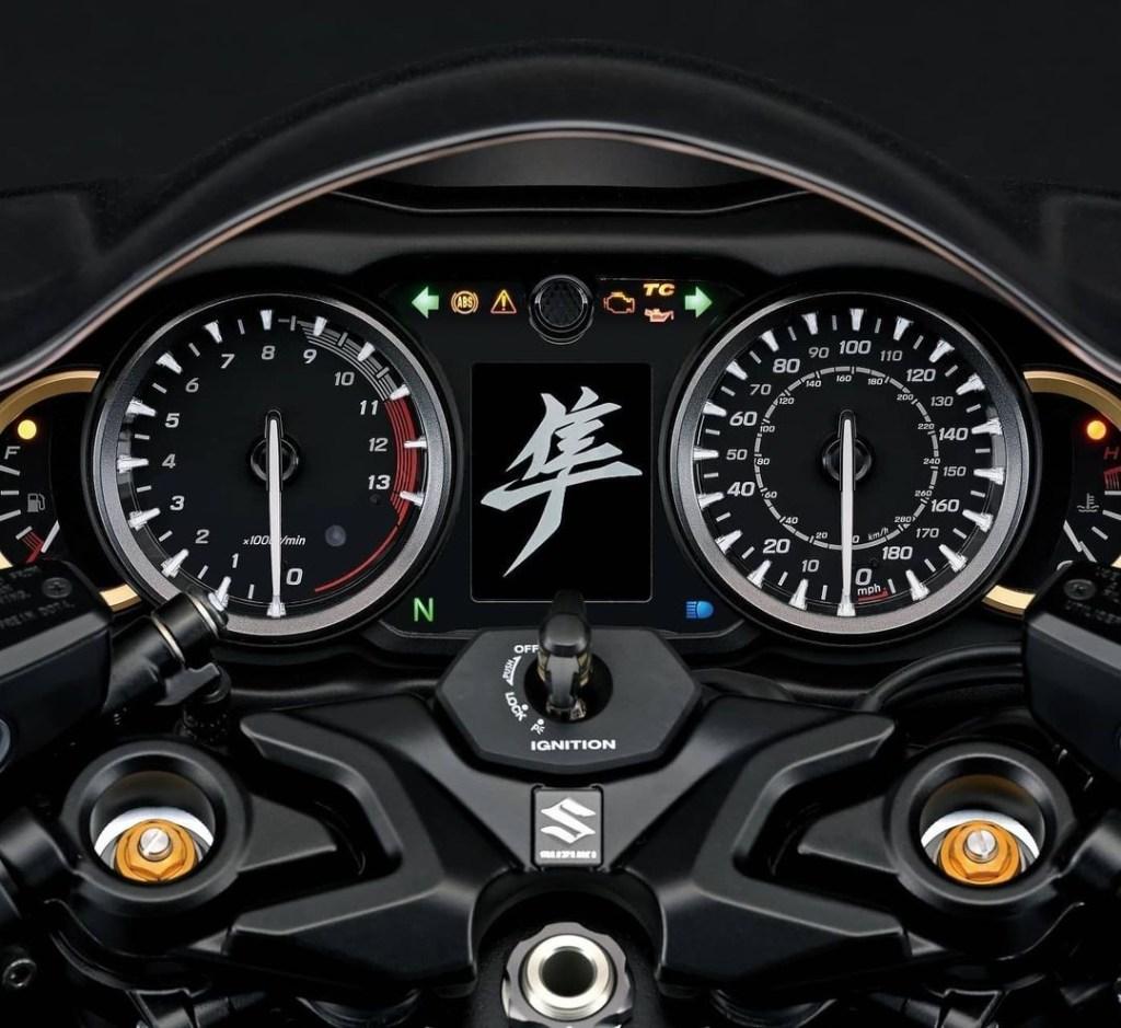 Suzuki Hayabusa 2021 Resmi Meluncur, Ini Spesifikasinya
