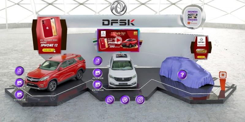 DFSK Ikut Meriahkan IIMS Virtual 2021