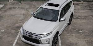 Resmi Meluncur di Indonesia, Ini Harga Pajero Sport Facelift 2021