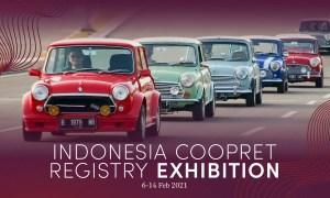 Puluhan MINI Klasik di 'Indonesia Coopret Registry Exhibition'