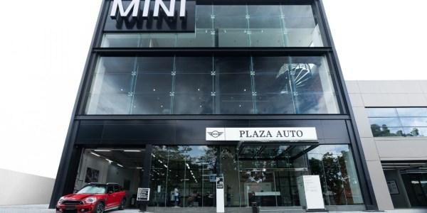 MINI Indonesia dan PT Plaza Auto Raya Resmikan Diler Pertama di Bandung