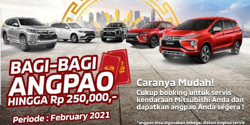 """""""Mitsubishi Bagi – Bagi Angpao"""", Program Menarik Dari MMKSI"""