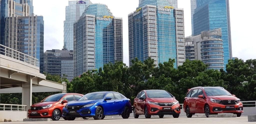 Angka Penjualan Honda Masih Didominasi Honda Brio Satya