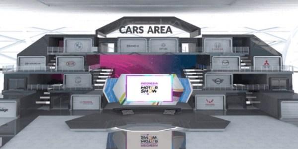 Fitur VR 360 Berikan Pengalaman Baru Pengunjung IIMS Virtual 2021 x Shopee