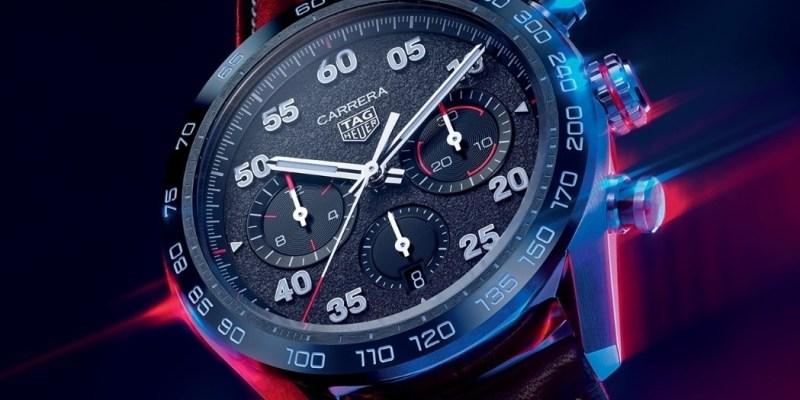Kolaborasi Porsche dan TAG Heuer Hasilkan Jam Tangan Mewah Ini