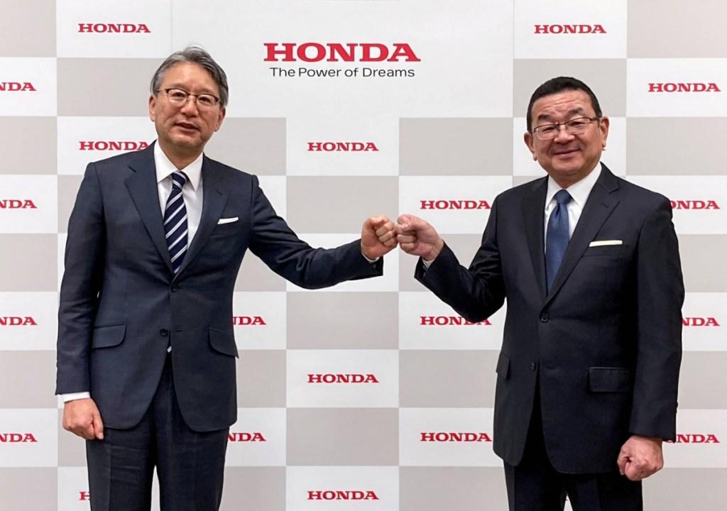 Honda Menunjuk Toshihiro Mibe Menjadi Pemimpin Baru Honda Motor